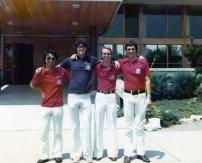 Jim Jay and James Stephens 1976