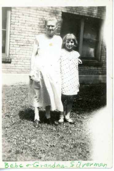 Grandma Silverman & Bebs